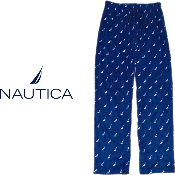 ノーティカNauticaチェック柄パジャマパンツ画像メンズレディーススタイルコーデ@古着屋カチカチ01