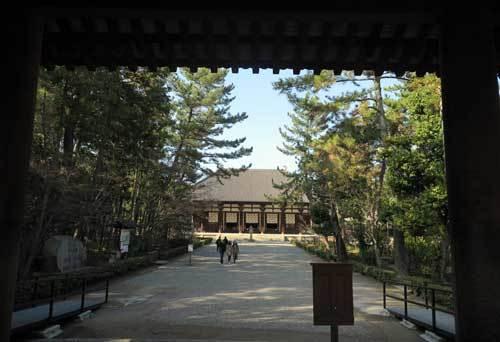 180317唐招提寺