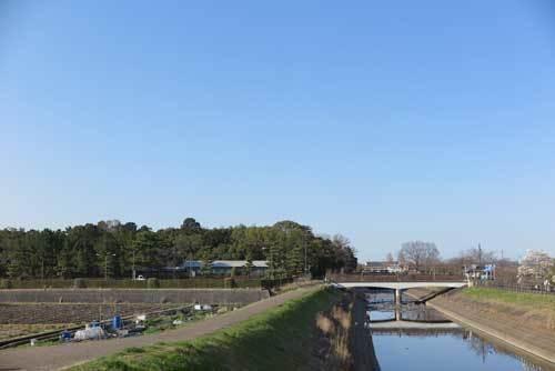 180317秋篠川