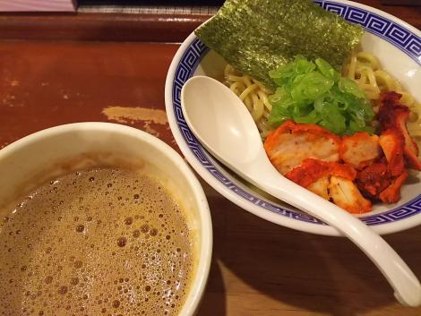 濃厚鶏白湯つけ麺