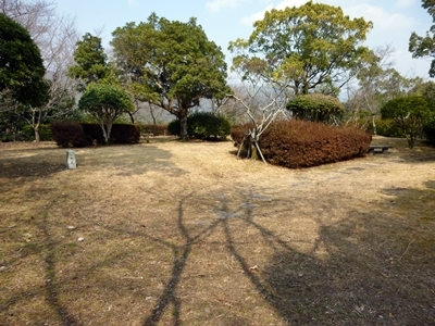 亀居城_三ノ丸