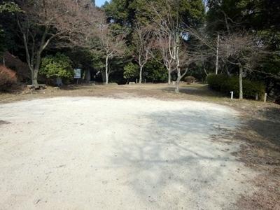 亀居城_松ノ丸