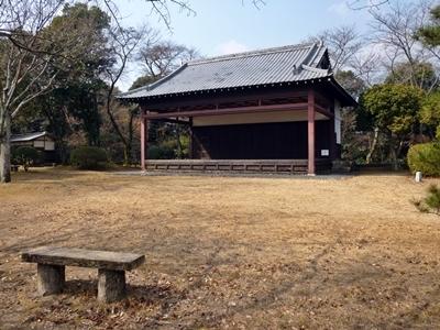 亀居城_二ノ丸