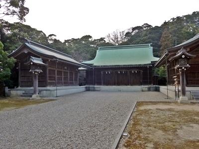 浜田城_護国神社