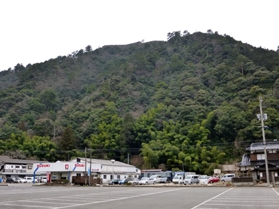 津和野城_城山遠景