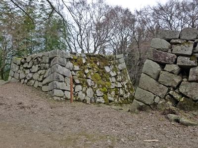 津和野城_西櫓門
