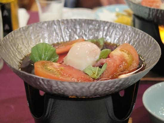 台の物 トマト牛すき鍋