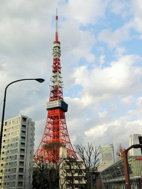 2018 東京タワー