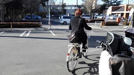 電動自転車①