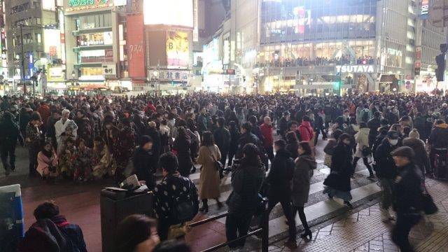 渋谷買物 (4)