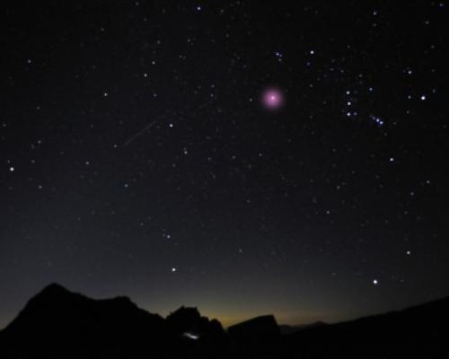 にこ星いっぱい 星空
