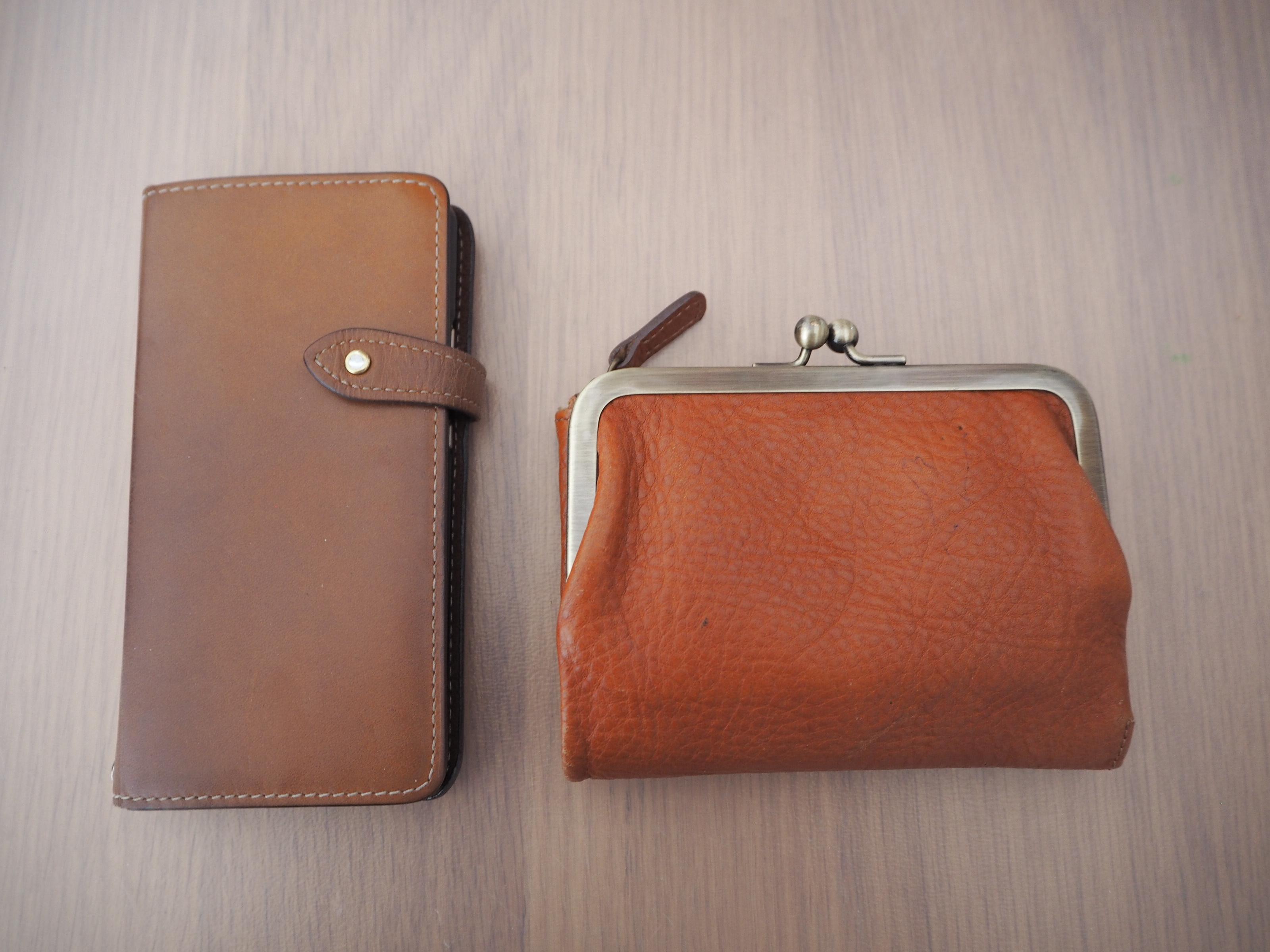 スマホとお財布