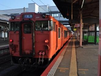 米子駅 キハ