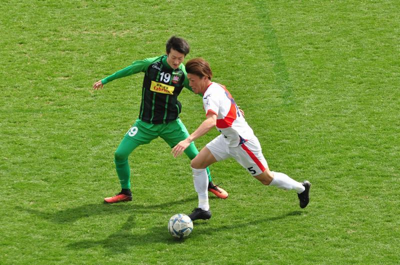 2018愛知県社会人サッカー選手権準々決勝vs春日井クラブ-7