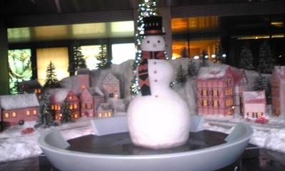 Image2422017クリスマス雪だるま