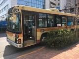 神奈川中央交通?のバス
