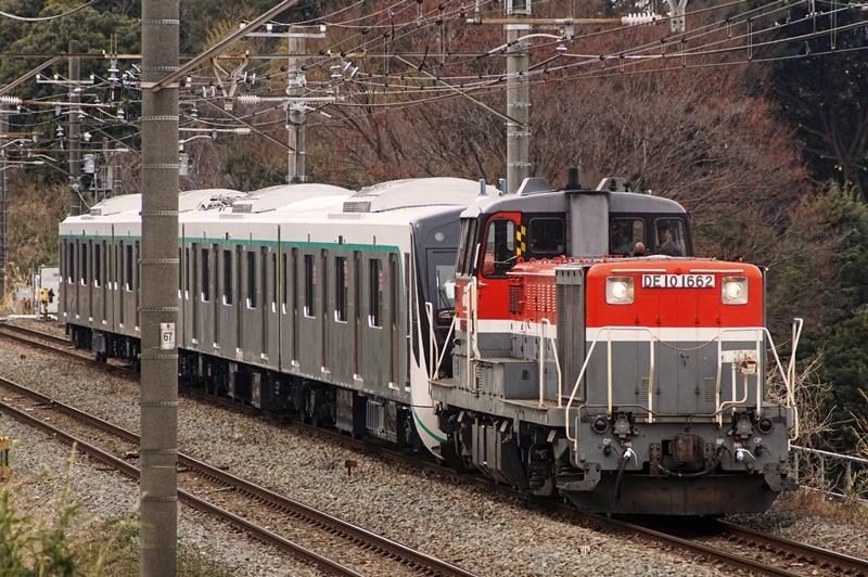 2018年2月21日 町田~成瀬にて