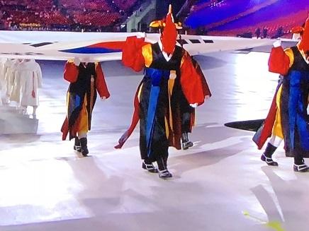 2092018 平昌オリンピック開会S6