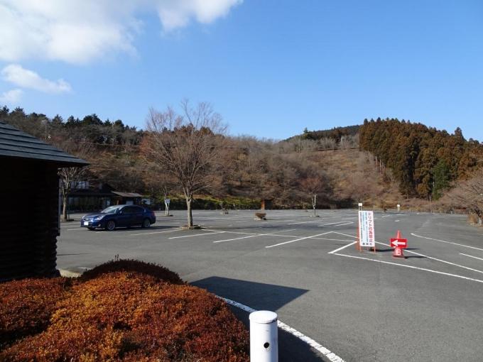 第Ⅰ駐車場