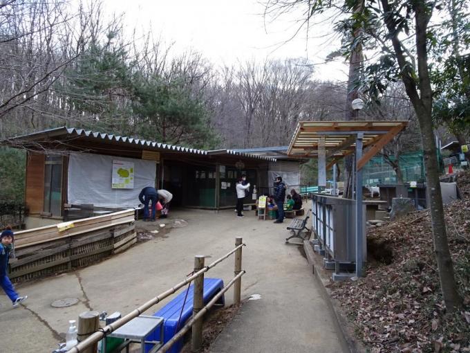 ミニ動物園