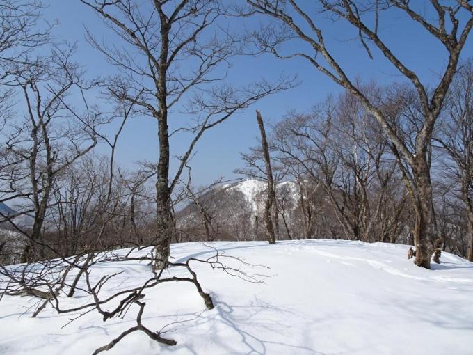 小地蔵岳から地蔵岳