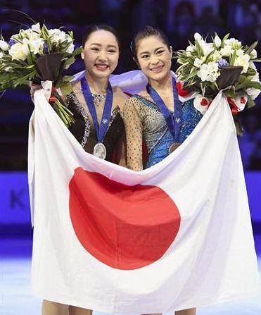 2018.3.24女子表彰式 サンスポ