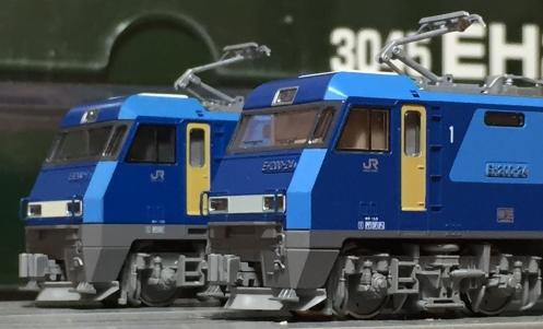 KATO EH200とEH200-1