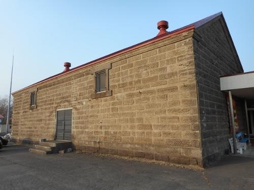 白老 軟石倉庫②-2