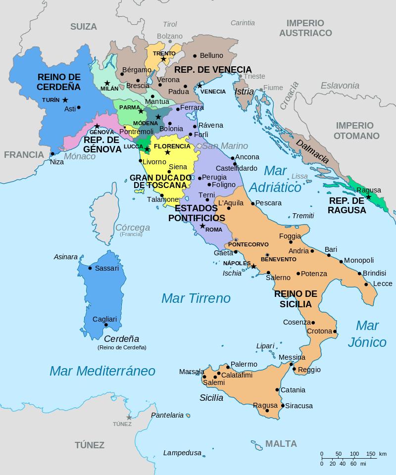 Italia 1796