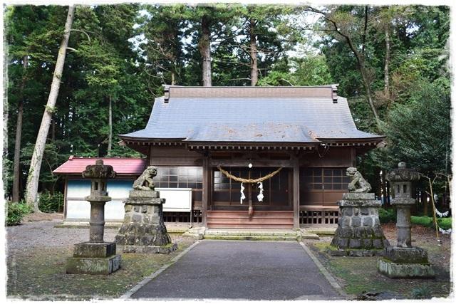 鹿嶋神社(赤羽)