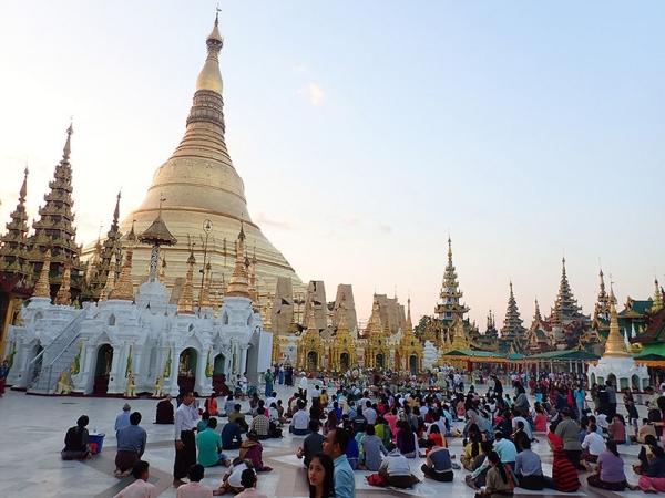 ミャンマー20180124