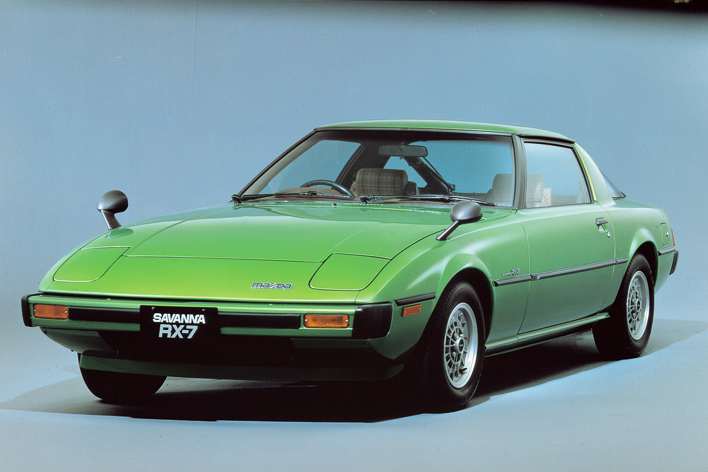 SA22Cの緑