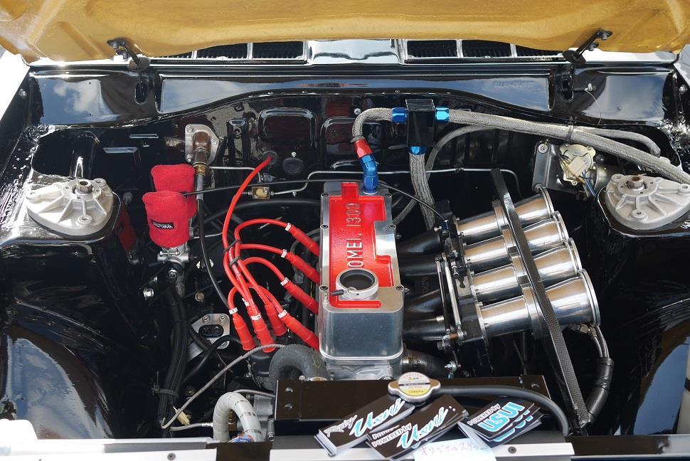 A型エンジン