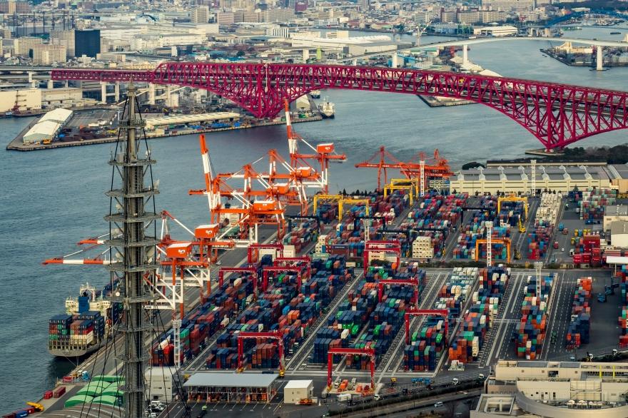 大阪港 (1)