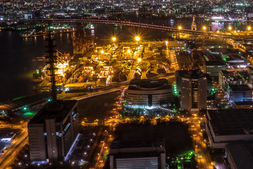 大阪港 (4)