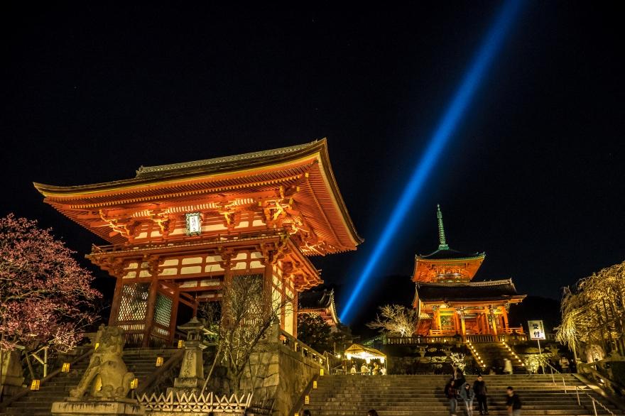 清水寺レーザー (1)
