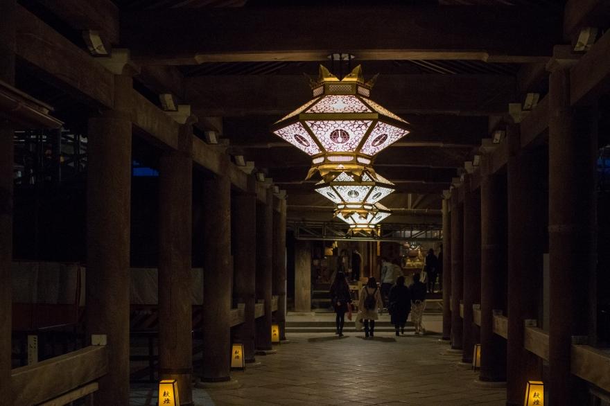 清水寺境内