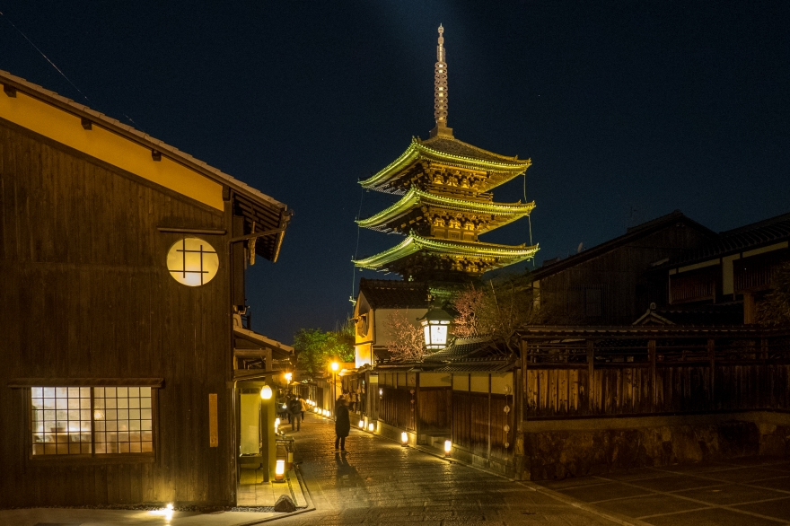 京都八坂の塔② (1)