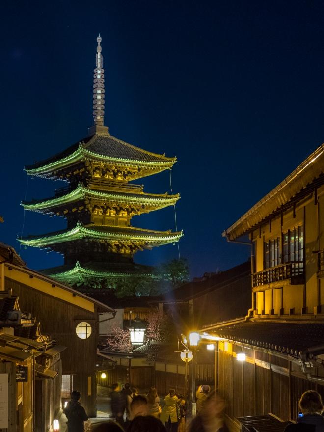 京都八坂の塔② (3)