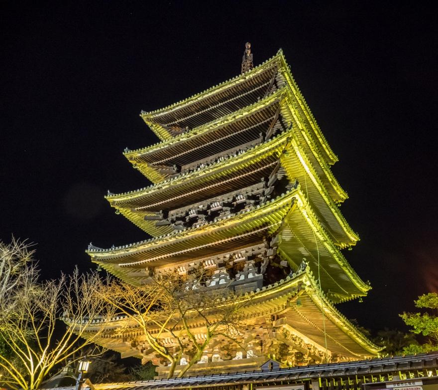 京都八坂の塔② (2)
