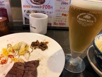 牛タンビール