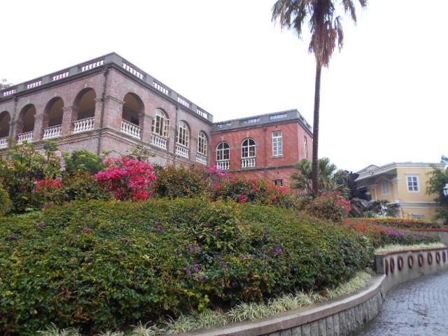 アモイ旧日本領事館1