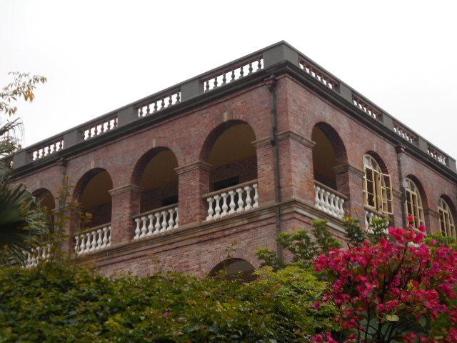 アモイ旧日本領事館3