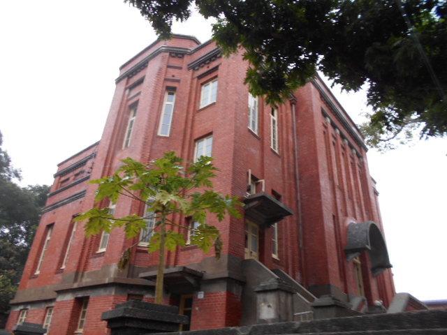 アモイ旧日本警察署及宿舎1