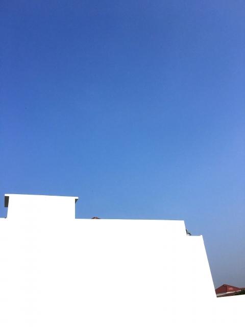 天空率イメージ写真
