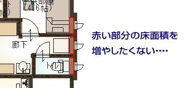 二階の増床