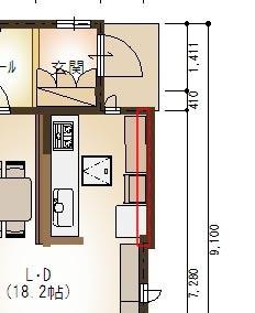 一階の増床2