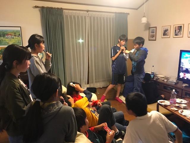 20180329宴の後