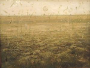 グランプリ「透明な世界」油彩画