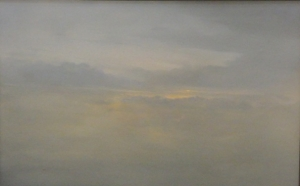銅賞「空」油彩画